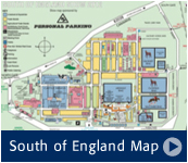 South of England Map