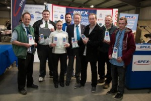 BPEX Butchers roadshow at the South of England Showground