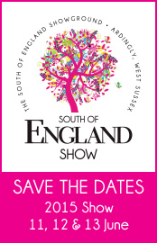 The South of England 2015 Show Dates