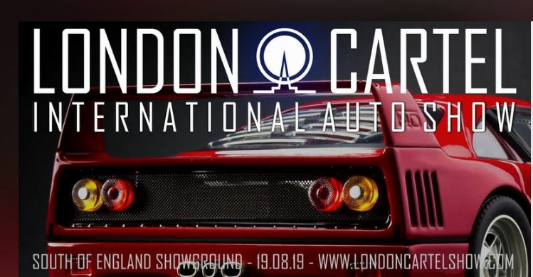 The London Cartel International Auto Show - Car show in london