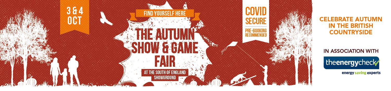 Autumn Show Game Fair South Of England Agricultural Society
